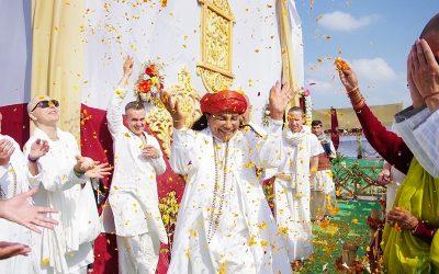 Message from Sai Maa: The Kumbh Mela has Begun!